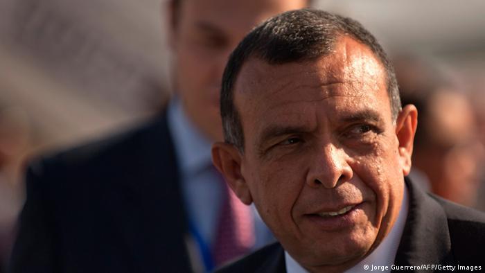 Honduras Präsident Porfirio Lobo (Jorge Guerrero/AFP/Getty Images)