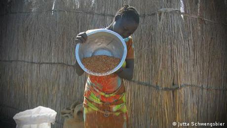 Südsudan Geoinformation Ressourcen Entwicklung Palouge Juba Vermessung