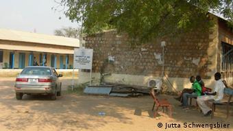 University of Juba campus Jutta Schwengsbier,