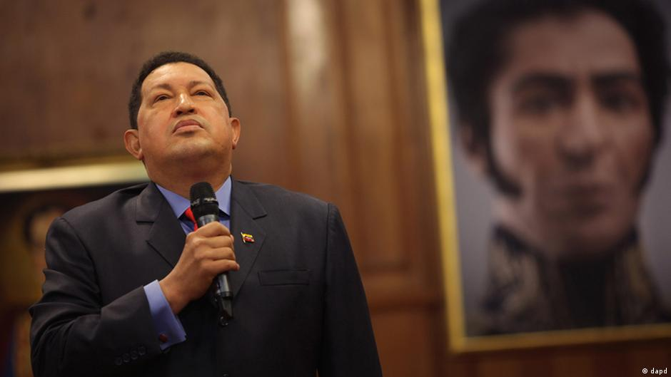 Why hugo chavez is a dictator