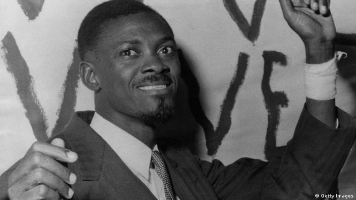 Patrice Lumumba Kongo Belgien Brüssel Haft