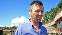Der schottische Biobauer Alistair Dawson  (Foto: Irene Quaile)