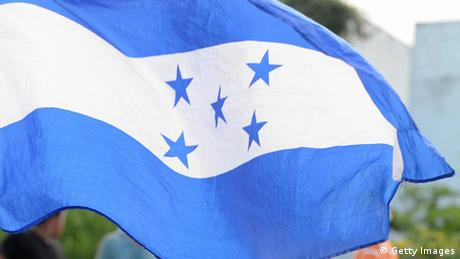 Symbolbild - Fahne Honduras (Getty Images)