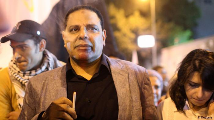 بازجویی در مصر از سرشناسترین نویسنده کشور
