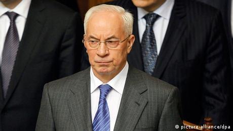 Суд дозволив розслідування щодо Азарова через скраплений газ - Луценко