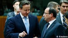 EU-Gipfel zur Zukunft der Union
