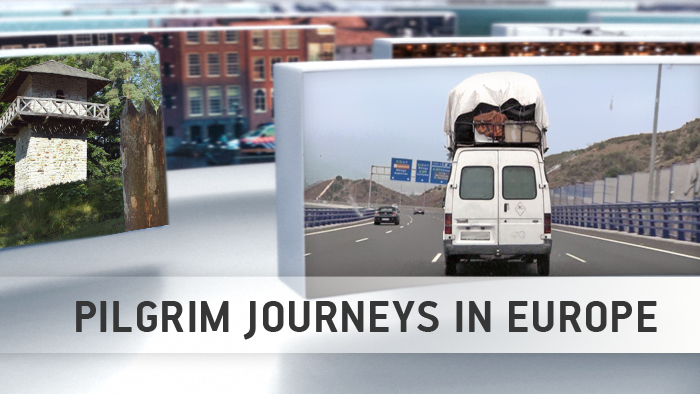 12.2012 DW European Journal Pilgrim Journeys in Europe