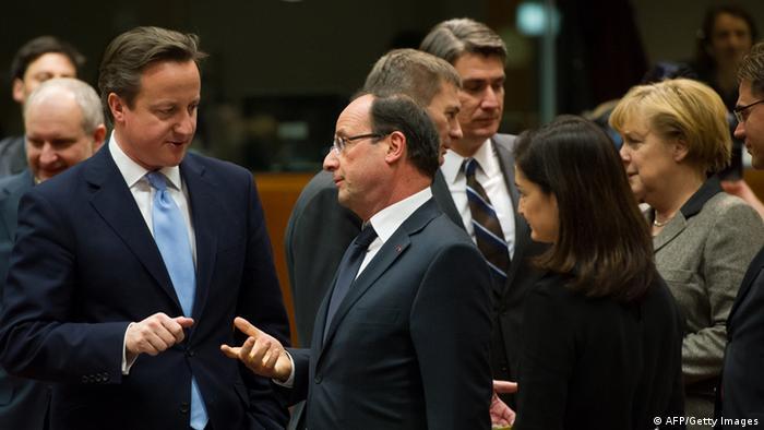 Лидеры стран-членов ЕС на последнем саммите Евросоюза в декабре в Брюсселе