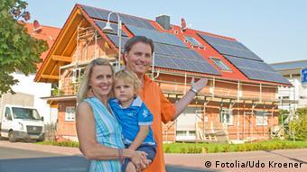 Символы среднего класса: семья, дом, машина