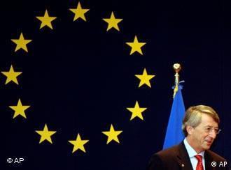 Joven Carlomagno de 51 años de edad: Jean Claude Juncker.