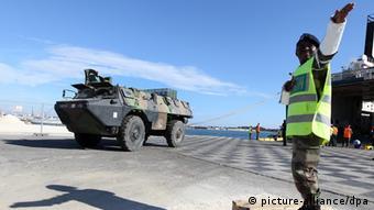 Französische Kampftruppen verlassen Afghanistan (Foto: EPA)