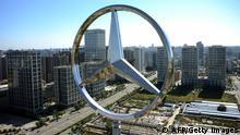 Daimler Mercedes-Benz China Peking LOGO Stern