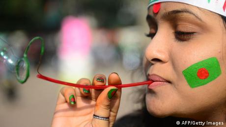 Bangladesch feiert Unabhängigkeitstag