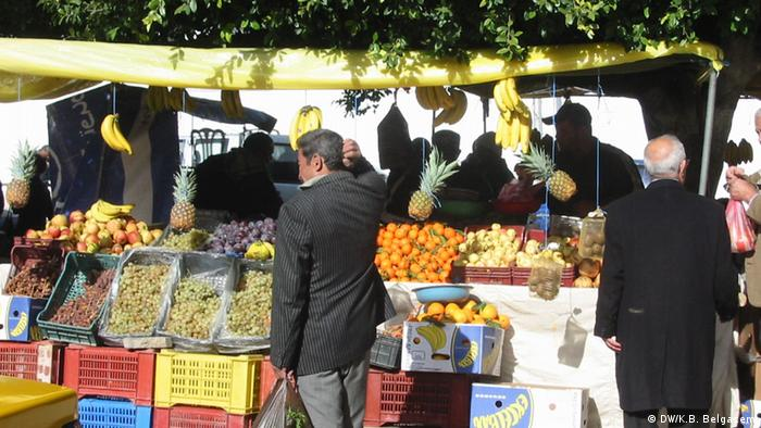 Main title/ Subject: Carts selling vegetables and fruits Sidi Bouzid Photo title: Carts selling vegetables and fruits Sidi Bouzid Place and Date : December 15, 2012, Sidi Bouzid, Tunisia Copy Right/ Photographer: Khaled Ben Belgacem