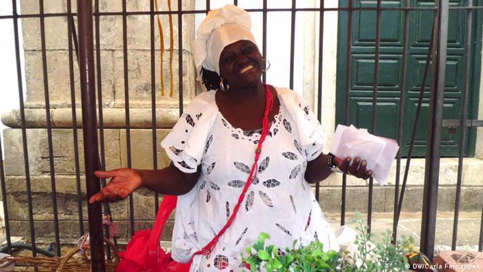 O oficio da baiana do acarajé é desde 26 de Outubro de 2012 património imaterial do Brasil. O acarajé é a especialidade culinária mais vendida no tabuleiro da baiana