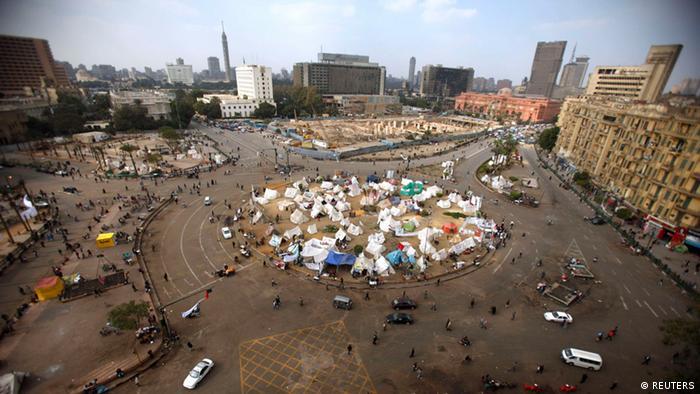 Manifestações à vista contra referendo egípcio ainda inconclusivo