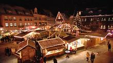 17.12.2012 DW EUROMAXX City Quedlinburg