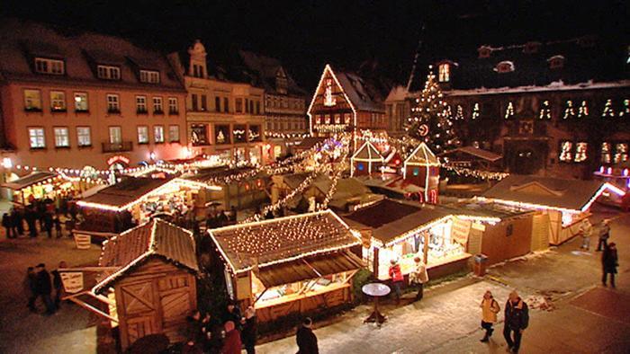 17.12.2012 DW EUROMAXX City Quedlinburg