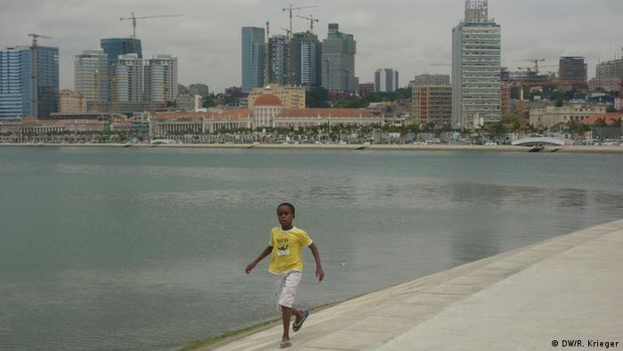 Capital angolana, Luanda