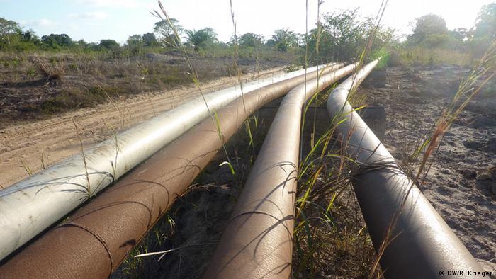 Bildergalerie Angola Rohstoffe