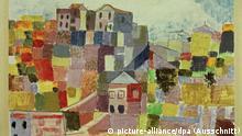 Paul Klee- Sizilien (Ausschnitt)