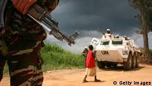 Bunia Oskongo UN Truppen 2006