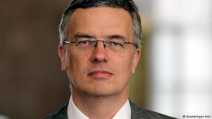 Markus Löning, Beauftragter der Bundesregierung für Menschenrechtspolitik und Humanitäre Hilfe Zulieferer: Hans Spross/eMail