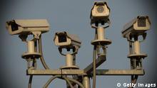 Symbolbild Kamera Videoüberwachung Öffentlichkeit