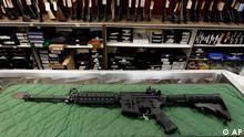 Waffe AR-15 halbautomatisches Sturmgewehr
