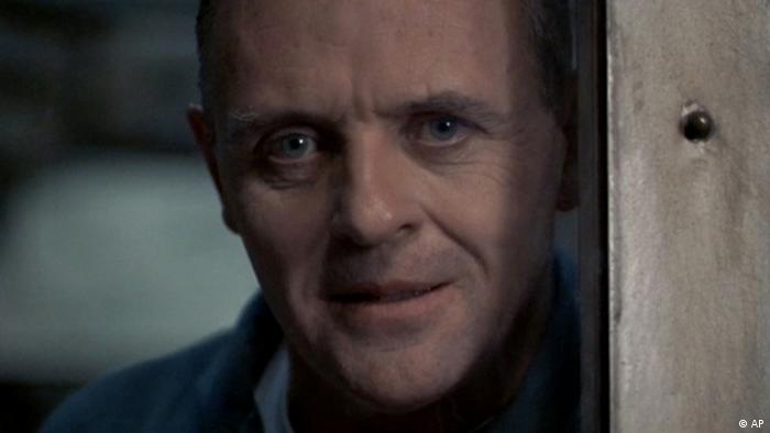 Anthony Hopkins in Silence of the Lambs (1991) (AP)