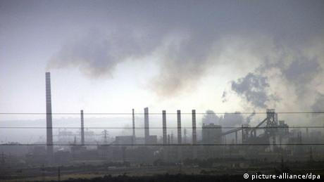 Smog in Italien (picture-alliance/dpa)