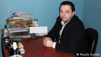 Syrien Journalist Mazen Darwish
