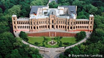 München Stiftung Maximilianeum Bayrischer Landtag