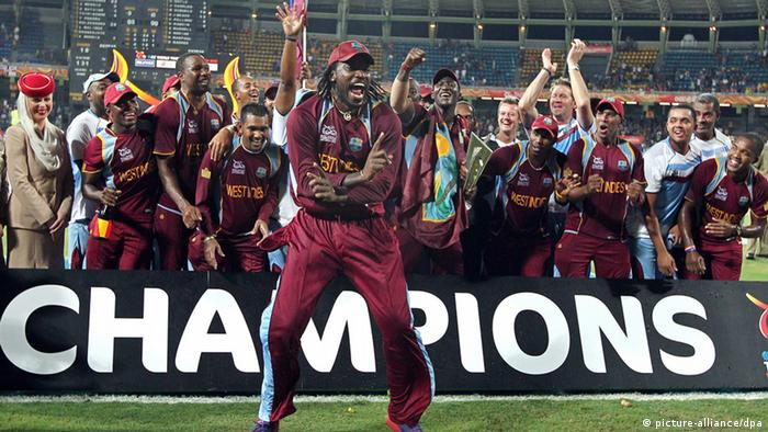 T-20 Cricket Weltmeisterschaft West Indies