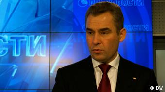 Russian Children's Rights Commissioner Pavel Astakhov. (Photo: DW)