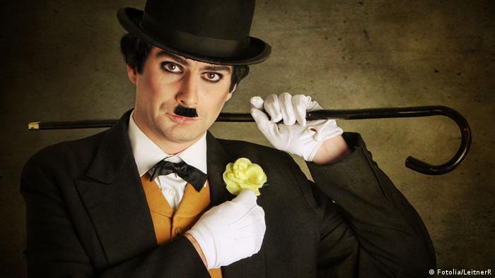 Chaplin Figur (Foto: Fotolia/LeitnerR)