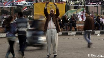 A protester opposing Egyptian President Mohamed Mursi (Photo: REUTERS/Amr Abdallah Dalsh)