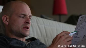 Filmproducer Lars Tang Sorenson