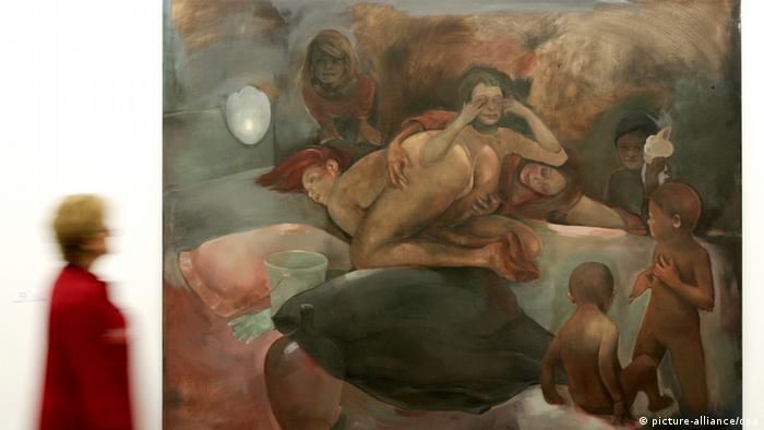 Gemälde von Oda Jaune