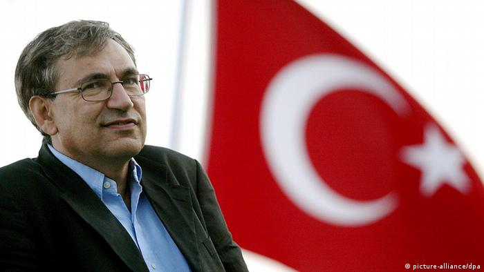 Orhan Pamuk. (Photo: Tolga Bozoglu dpa)