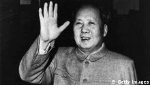 Mao Zedong Mao Tse-tung China 1960 (Getty Images)