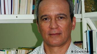 Cícero Péricles, Wirtschaftsprofessor an der Bundesuniversität von Alagoas, Brasilien (Foto: privat)