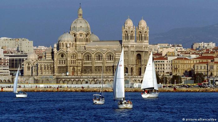 Marseille (copyright dpa - Bildfunk)
