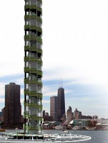 19.12.2012 DW im Focus Blake Kurasek Tower-Chicago