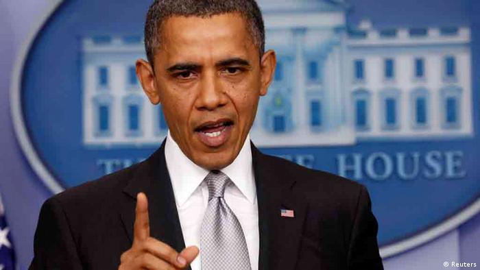 UPreşedintele SUA, Barack Obama