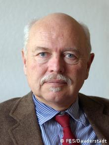 Michael Dauderstädt Friedrich-Ebert-Stiftung