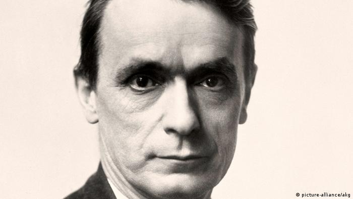 Rudolf Štajner, osnivač antropozofije