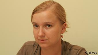 Варвара Жлуктенко