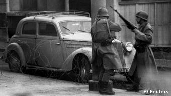الجيش الفرنسي في الجزائر عام 1962