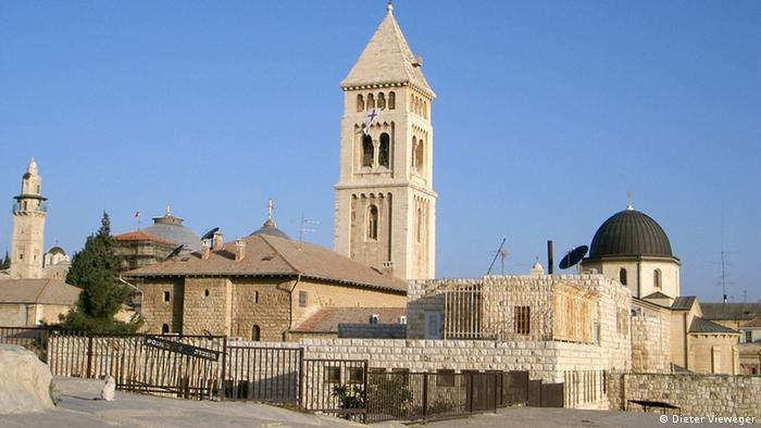 The Lutheran Chruch of the Redeemer in Jerusalem